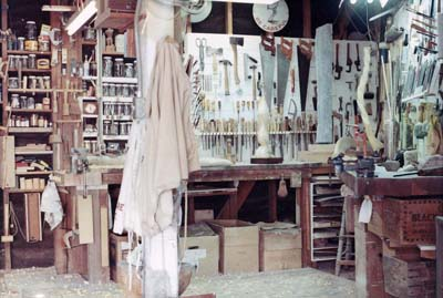 my father's workshop