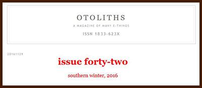 Otoliths