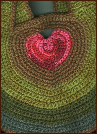 pink-hearted vest © j.i. kleinberg 1972