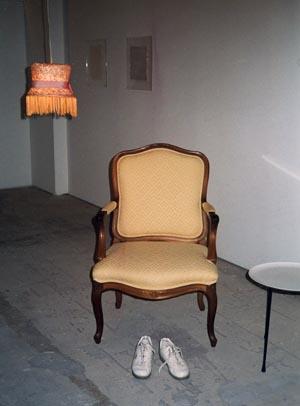 Sitting Room 1993 by DAK
