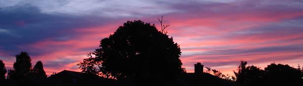 sunrise 5 September 2011