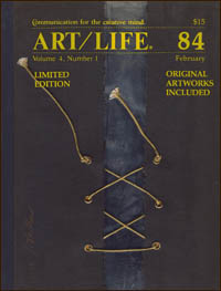 cover - ART/LIFE Vol 4, No 1