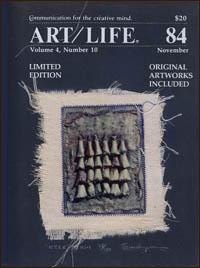 cover ~ ART/LIFE ~ November 1984