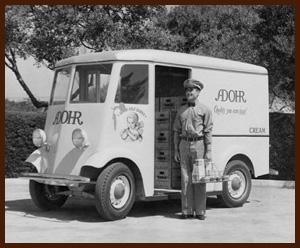 Adohr truck