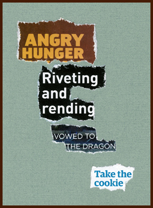 found poem by j.i. kleinberg ~ angry hunger