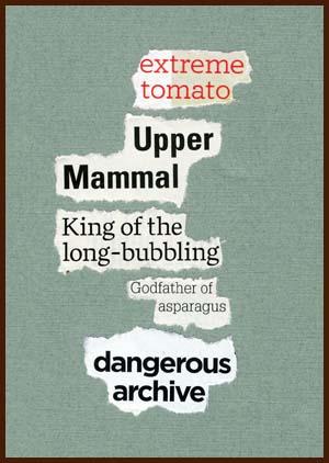 found poem by j.i. kleinberg ~ extreme tomato