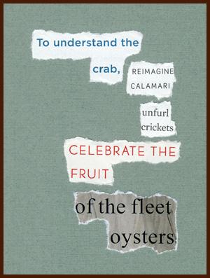 found poem © j.i. kleinberg ~ To understand