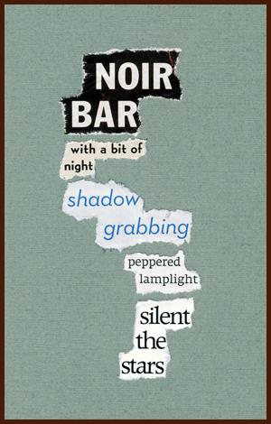 found poem © j.i. kleinberg ~ NOIR