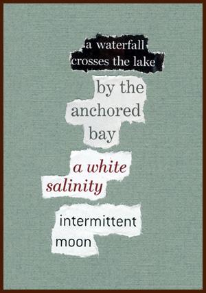 found poem © j.i. kleinberg ~ a waterfall