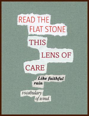 found poem © j.i. kleinberg ~ READ