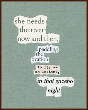 found poem © j.i. kleinberg ~ she needs