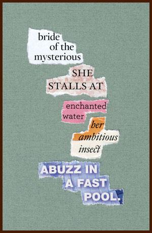 found poem © j.i. kleinberg ~ bride