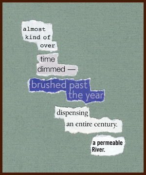 found poem © j.i. kleinberg ~ almost
