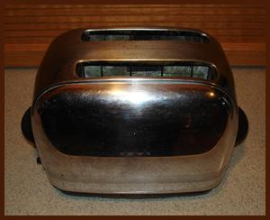 Dorothy's toaster