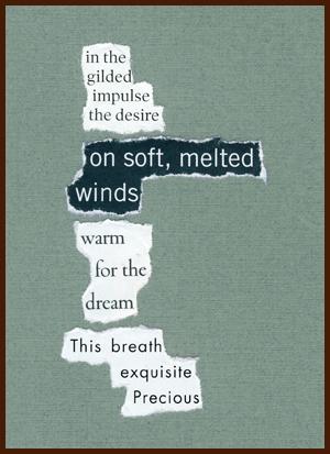 found poem © j.i. kleinberg ~ in the gilded