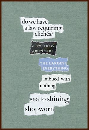 found poem © j.i. kleinberg ~ do we have