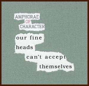found poem © j.i. kleinberg ~ AMPHORAE