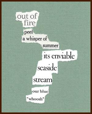 found poem © j.i. kleinberg ~ out