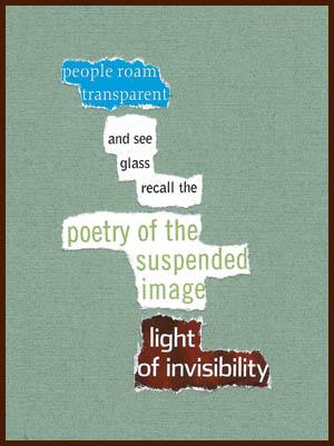 found poem © j.i. kleinberg ~ people roam