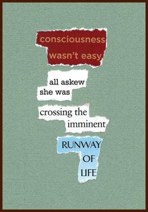 found poem © j.i. kleinberg ~ consciousness