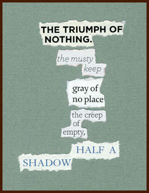 found poem © j.i. kleinberg ~ THE TRIUMPH