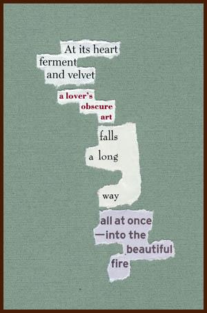 found poem © j.i. kleinberg ~ At its heart