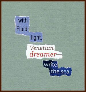 found poem © j.i. kleinberg ~ with