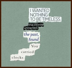 found poem © j.i. kleinberg ~ I WANTED