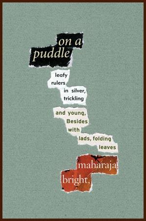 found poem © j.i. kleinberg ~ on a puddle