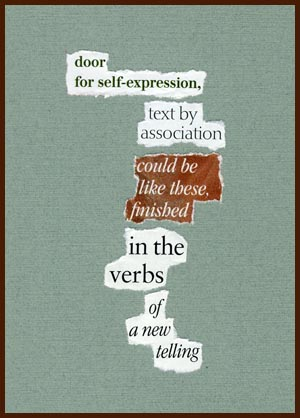found poem © j.i. kleinberg ~ door