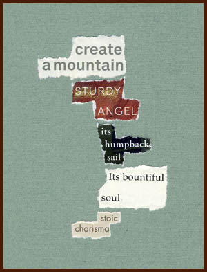 found poem © j.i. kleinberg ~ create