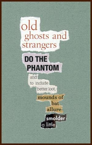 found poem © j.i. kleinberg ~ old ghosts