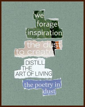 found poem © j.i. kleinberg ~ we forage