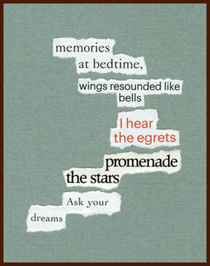 found poem © j.i. kleinberg ~ memories