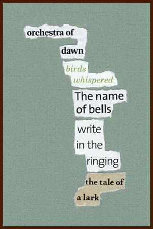 found poem © j.i. kleinberg ~ orchestra