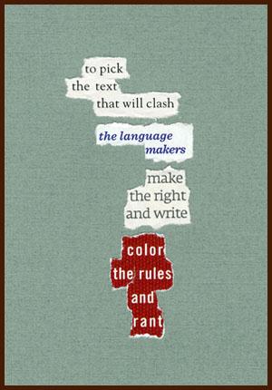 found poem © j.i. kleinberg ~ to pick