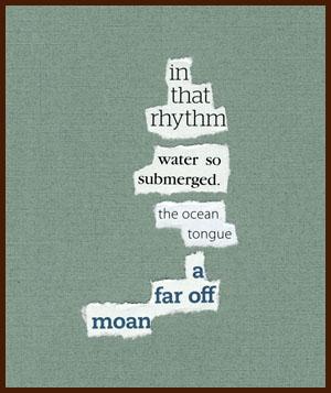 found poem © j.i. kleinberg ~ in that