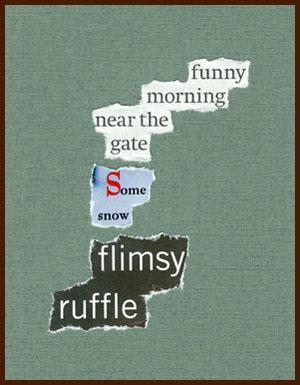 found poem © j.i. kleinberg ~ funny