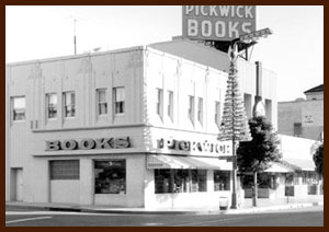 Pickwick Books, Hollywood Boulevard