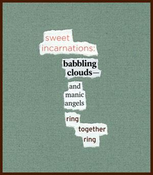 found poem © j.i. kleinberg ~ sweet