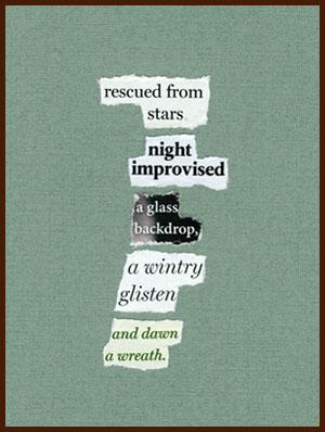 found poem © j.i. kleinberg ~ rescued