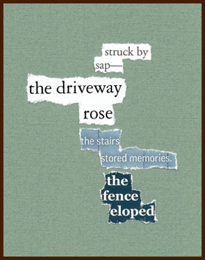 found poem © j.i. kleinberg ~ struck