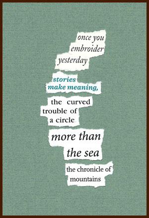 found poem © j.i. kleinberg ~ once you