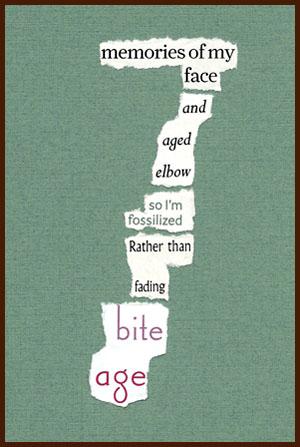 found poem © j.i. kleinberg ~ memories