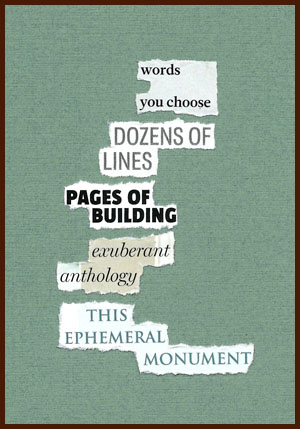 found poem © j.i. kleinberg ~ words