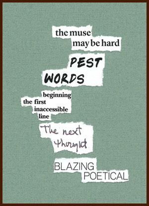 found poem © j.i. kleinberg ~ the muse