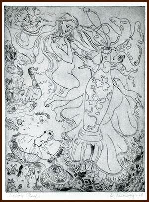 DAK self etching 1968
