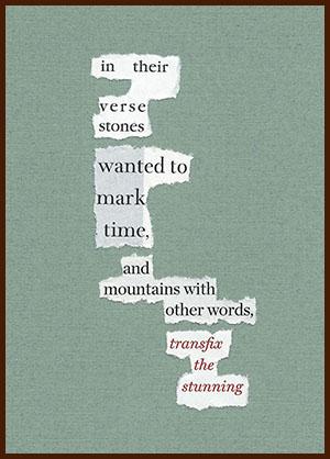 found poem © j.i. kleinberg ~ in their