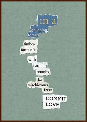 found poem © j.i. kleinberg ~ in