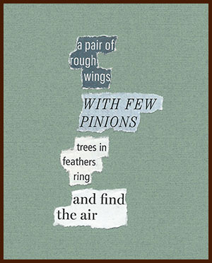 found poem © j.i. kleinberg ~ a pair